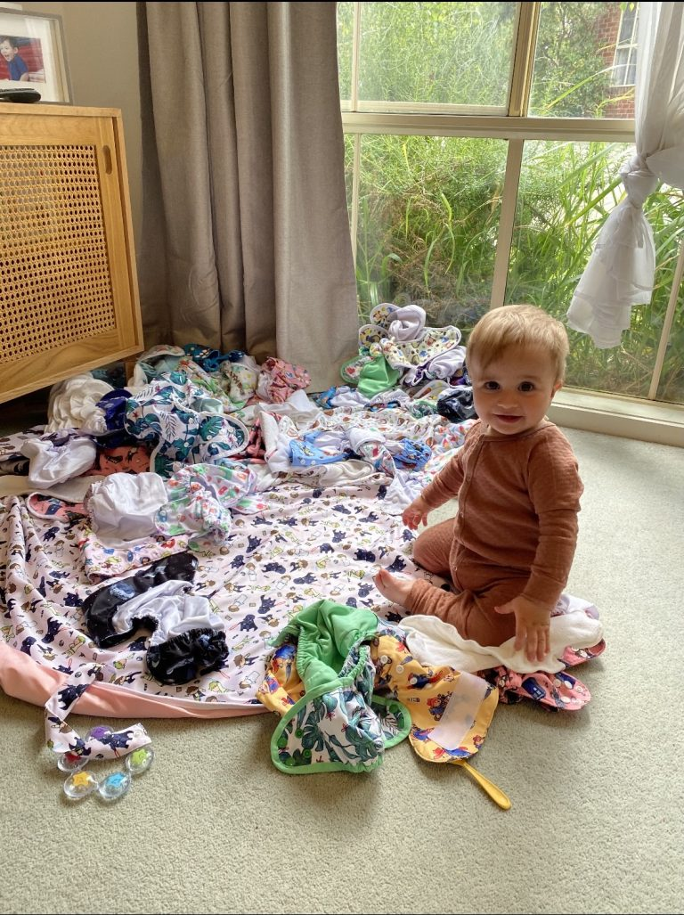 How to use modern cloth nappies